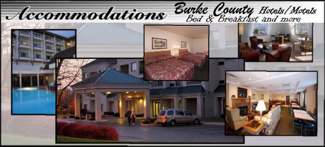 Burke County Hotels & Motels
