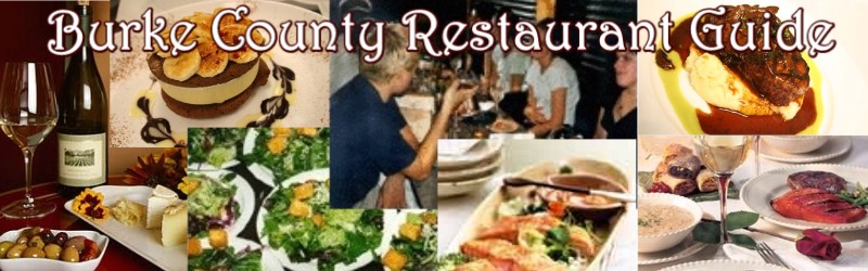 Burke County Restaurant Guide